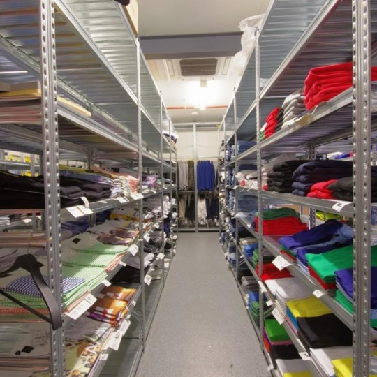 5 tips : optimaliseer de stockruimte van je winkel