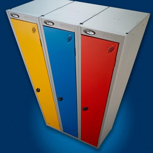 Lockers P